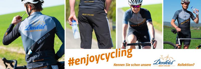Denfeld #enjoycycling Kollektion