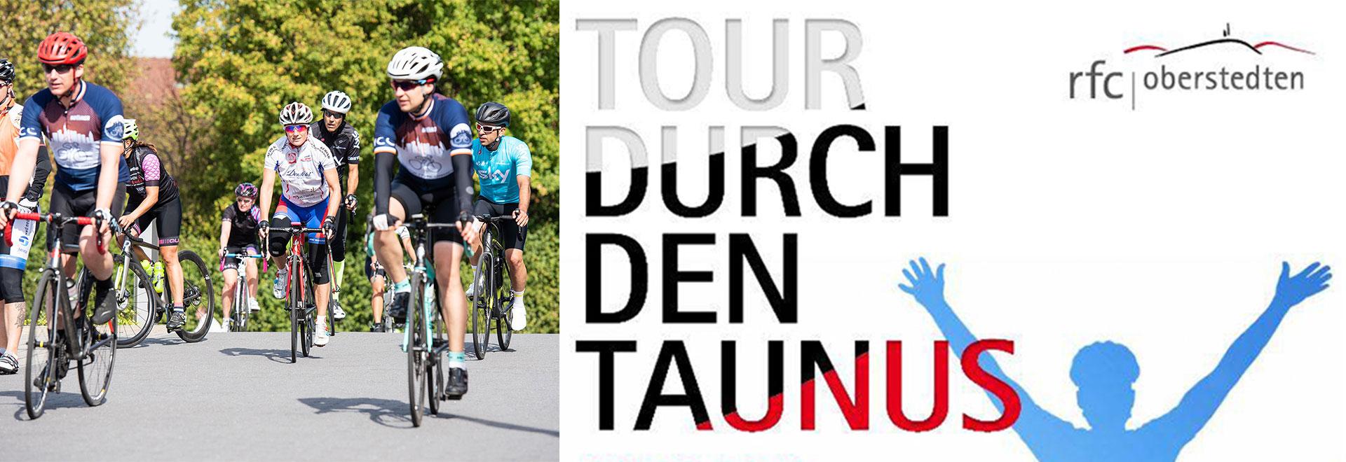 RTF Denfeld Tour durch den Taunus 2020 - Tourdaten online