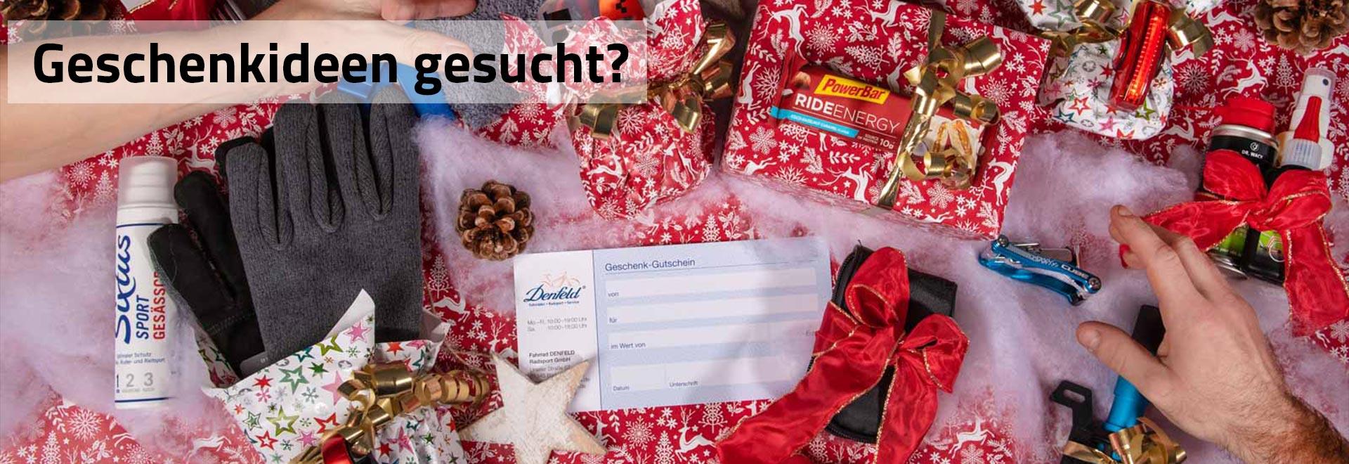 Auf der Suche nach Geschenkideen?