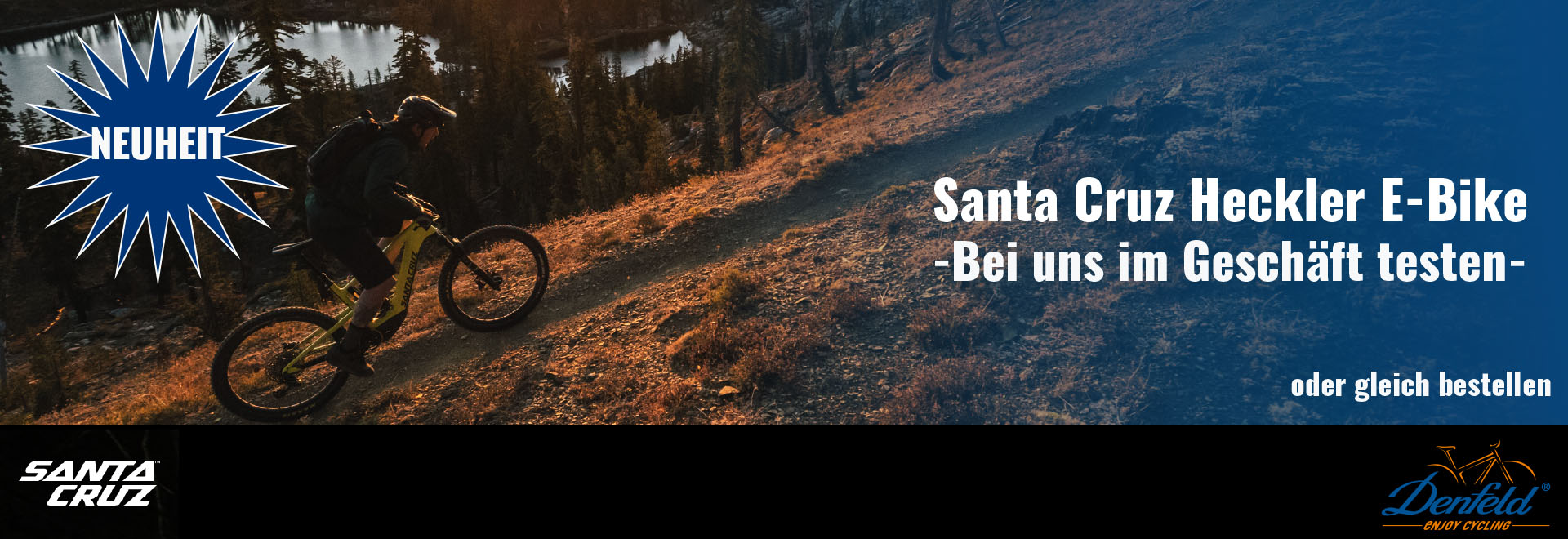 Santa Cruz Heckler