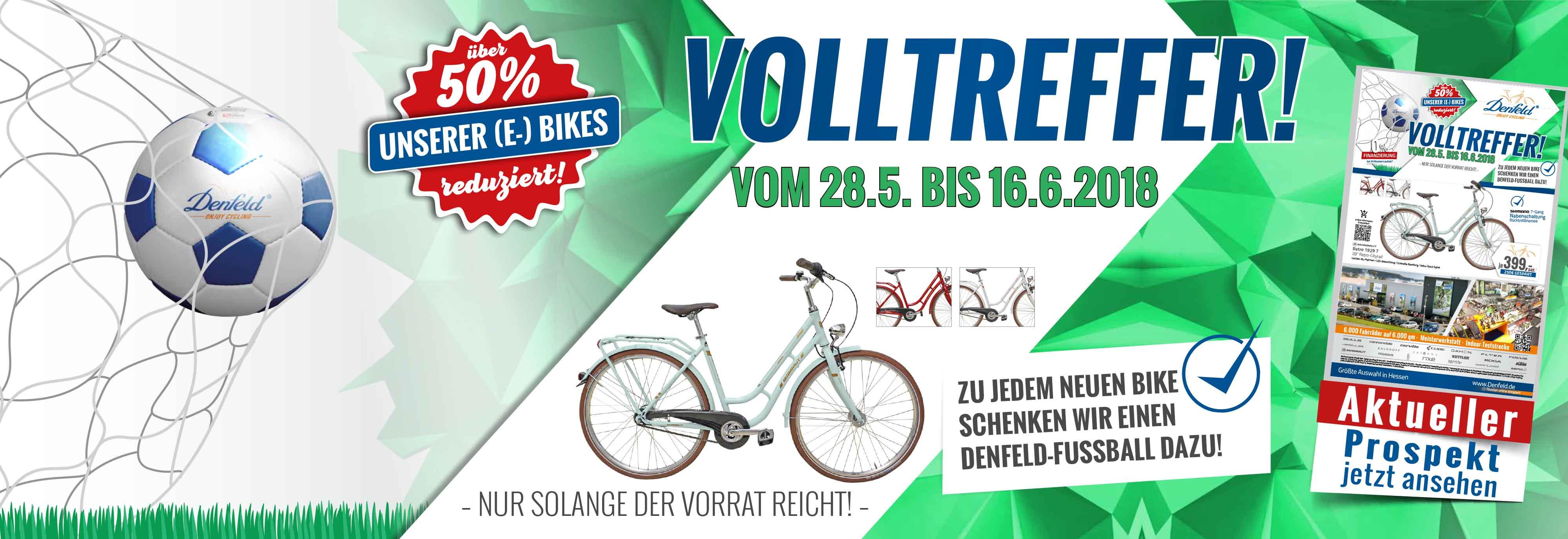 Fahrrad Denfeld Radsport GmbH Prospekt 03-18