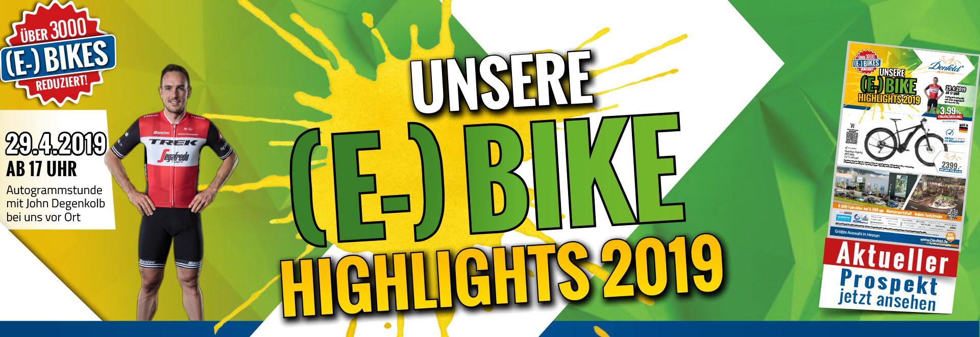 Fahrrad Denfeld Radsport GmbH Prospekt 03-19