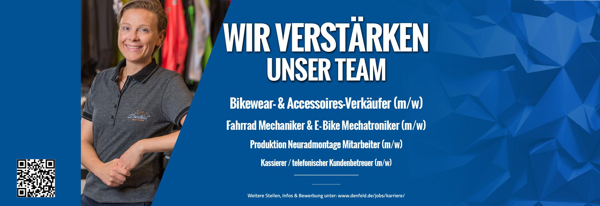 Fahrrad Denfeld Radsport GmbH Stellenangebote