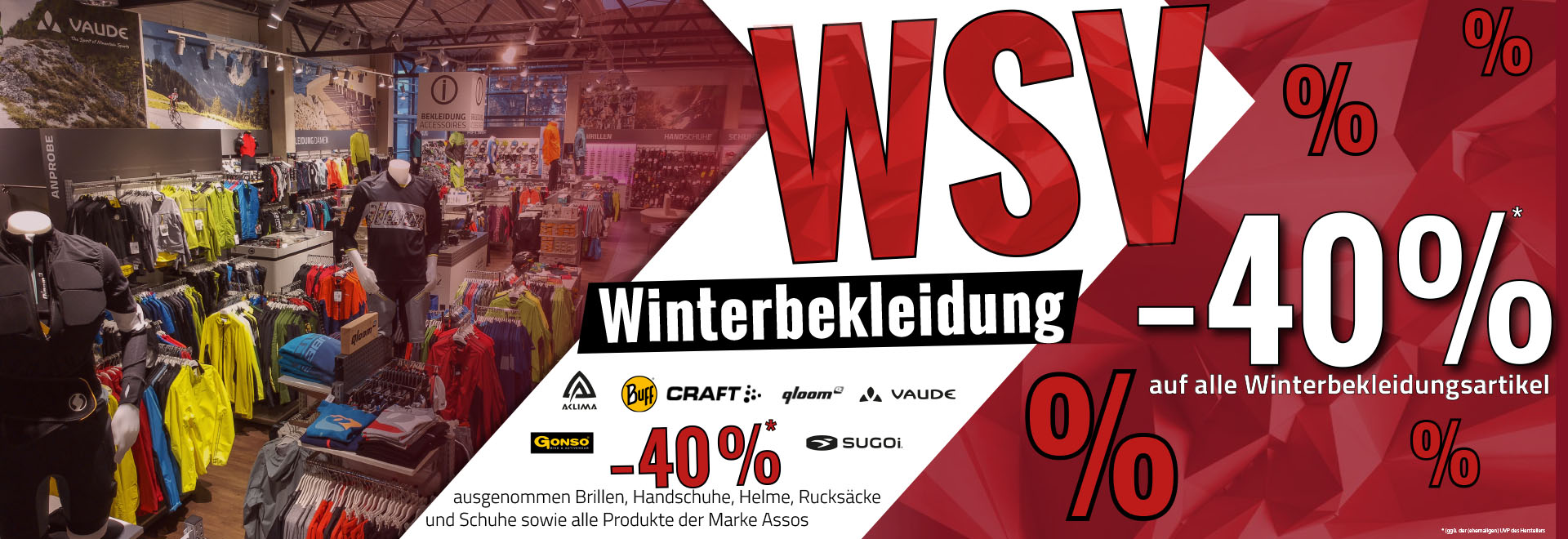 Winterschlussverkauf