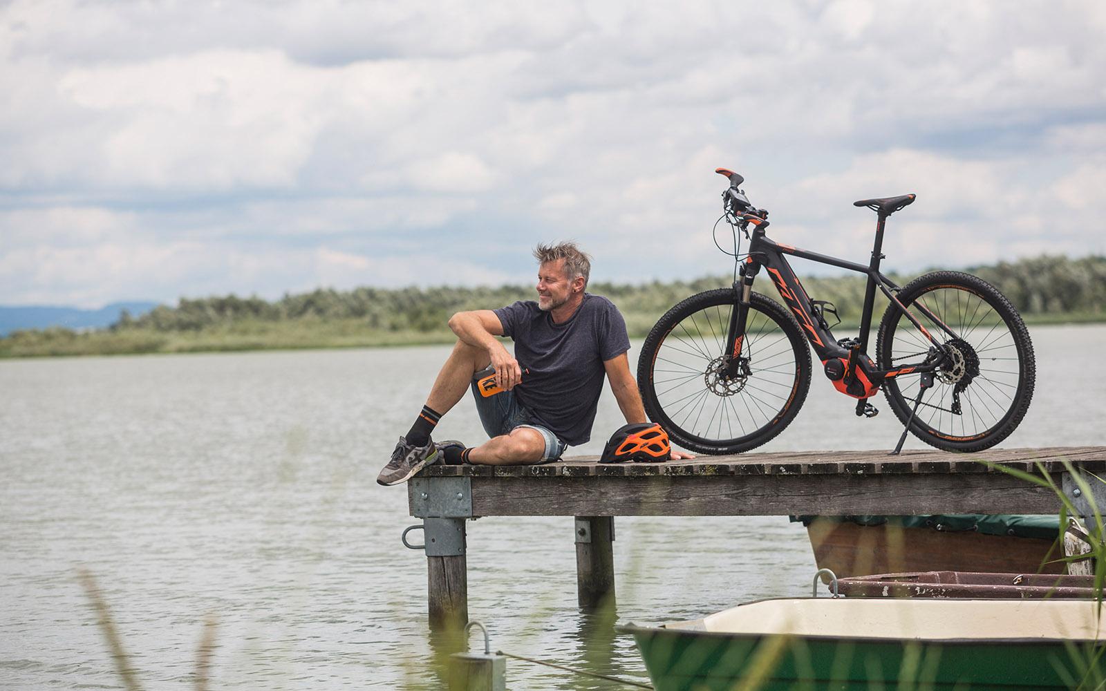 KTM E-Crossbikes auf Touren