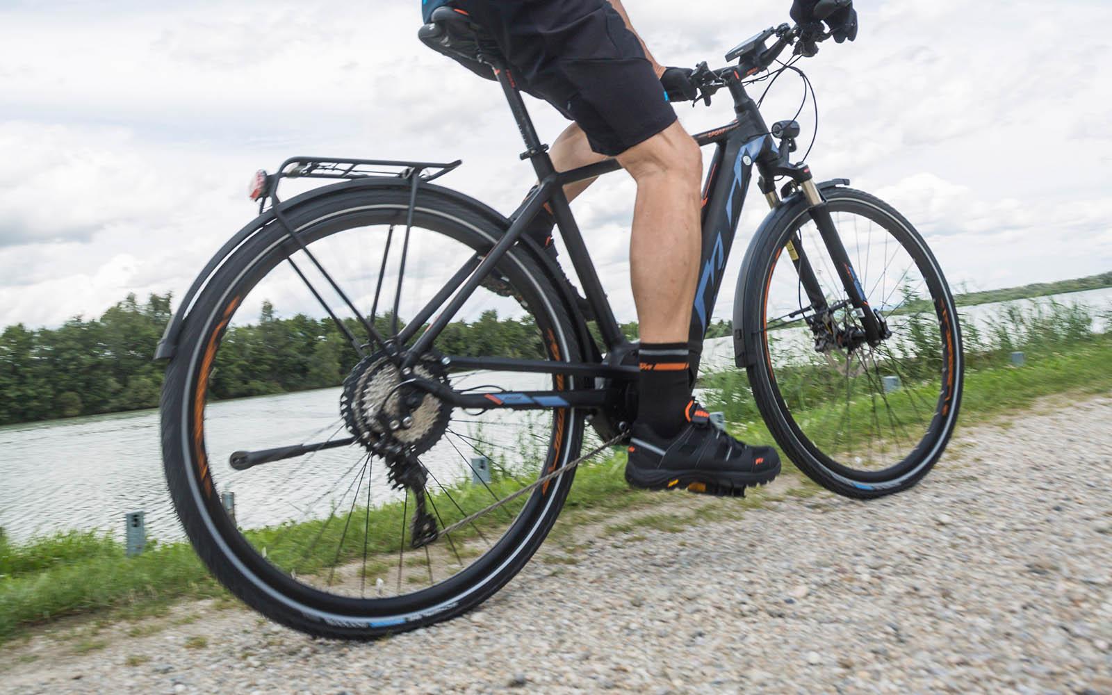 Bulls E-Crossbike City & Touren Mobilität