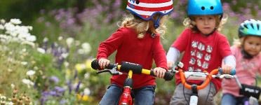 Kinderräder von 12 Zoll- 27,5 Zoll - sowie eine breite Kinderfahrzeuge Auswahl