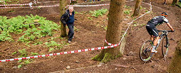 Mountainbikes Entdecken in Bad Homburg