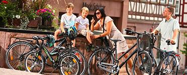 Die Größte Auswahl Hessens - Ob Trekkingrad oder Cityrad