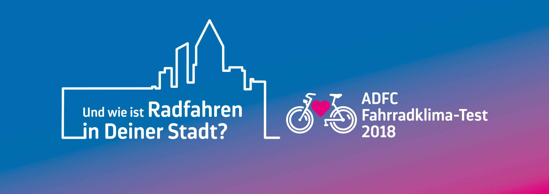 ADFC Fahrradklima-Test