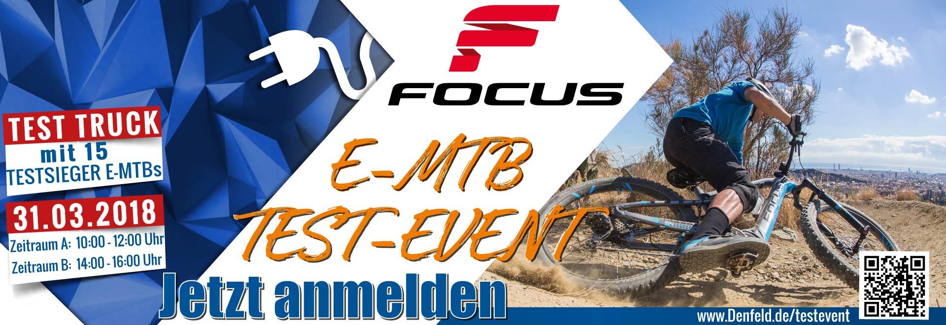 Focus² E-MTB Testevent