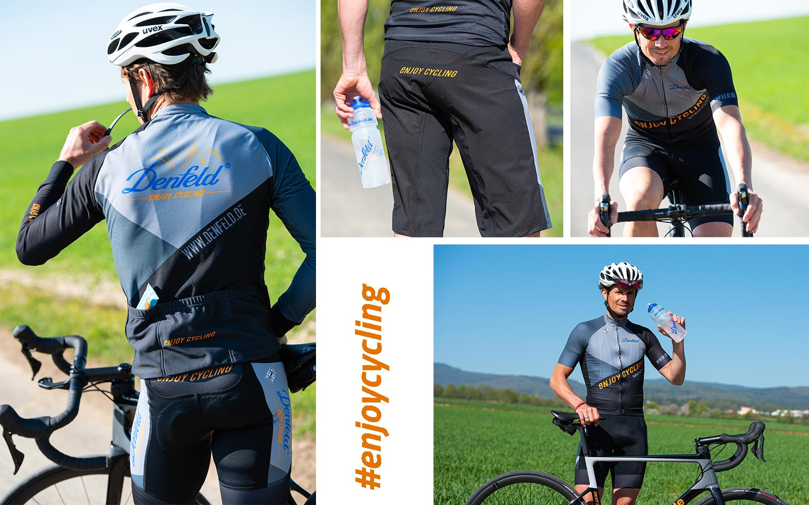 enjoy cycling Bikewear