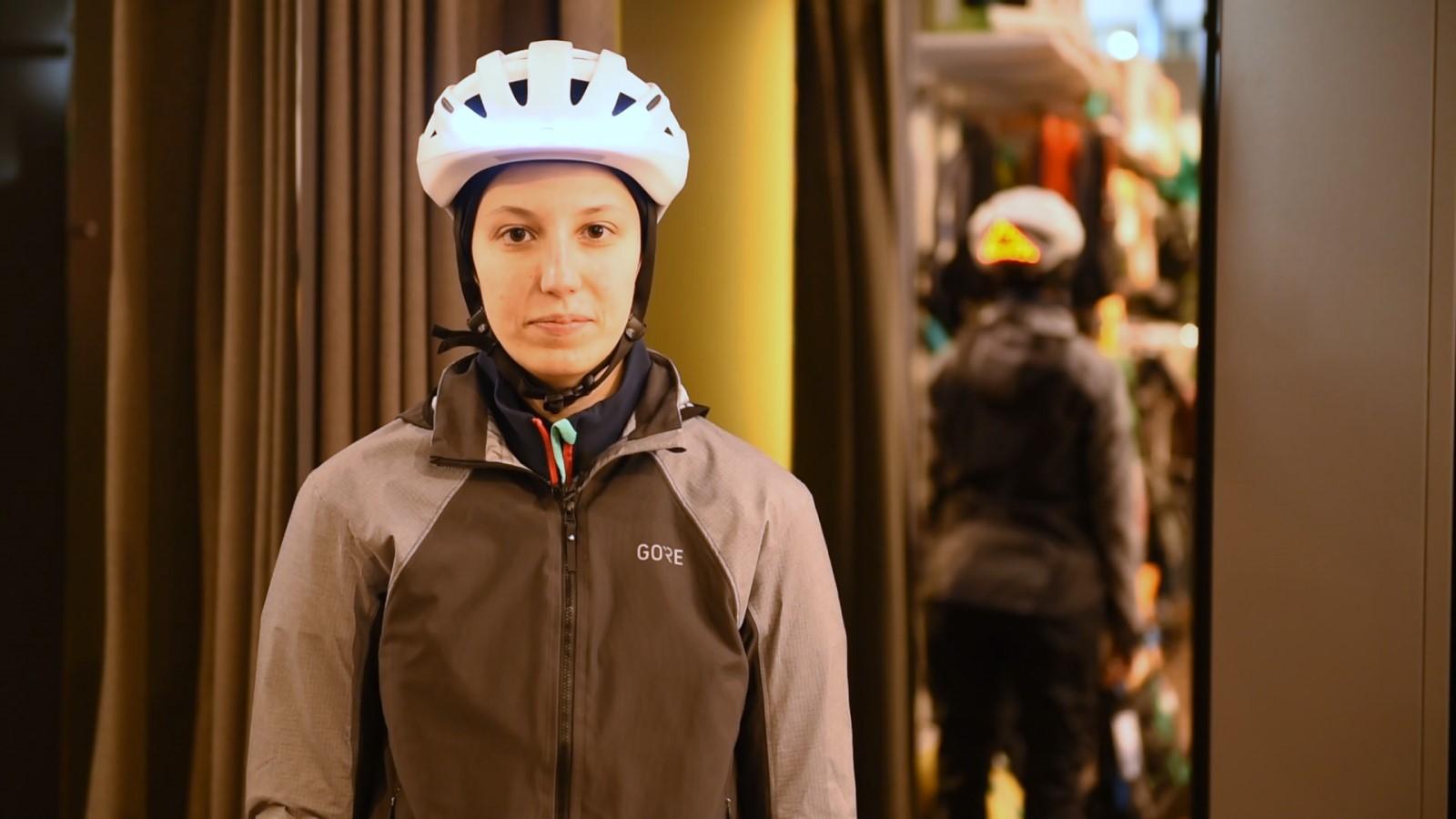 Lumos Kickstart Helm front