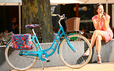 Pegasus Tourina Retro Lifestyle Citycruiser