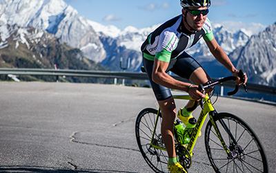 Cannondale Rennrad Supersix Alpentour