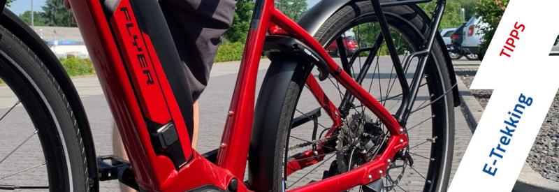 E-Trekkingbikes - Unsere Top-Empfehlung