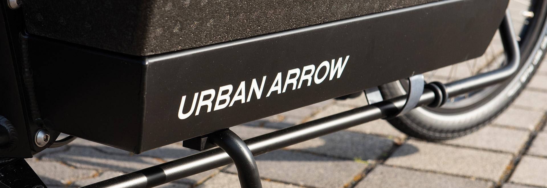 Urban Arrow Family – Kindertransport mit neuer Freiheit