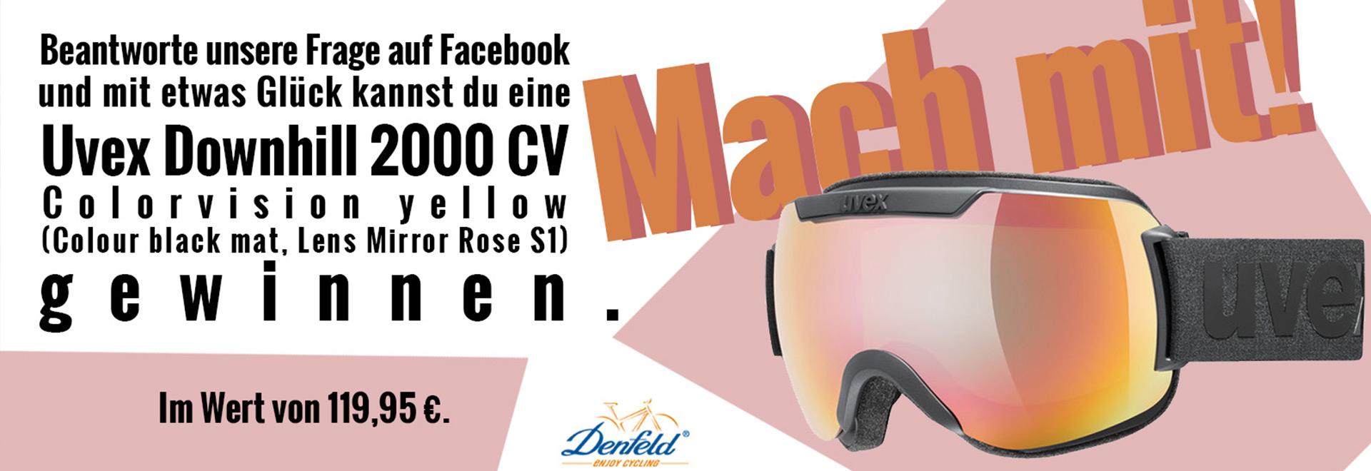 Gewinnspiel auf unserer Facebookseite