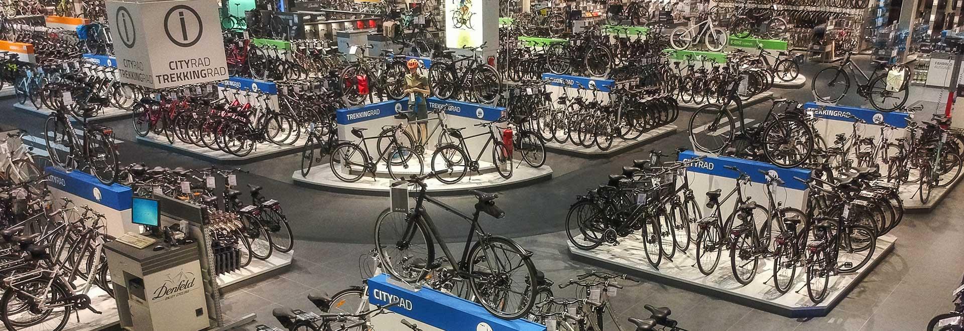 Verkauf Bikes Fahrrad Denfeld