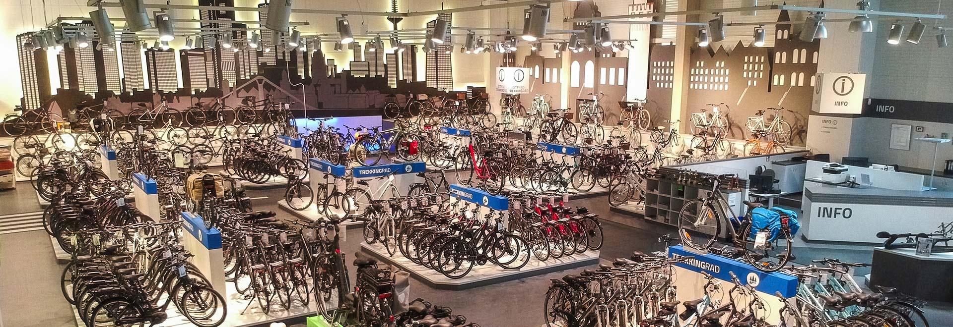 Verkauf Cityräder Fahrrad Denfeld