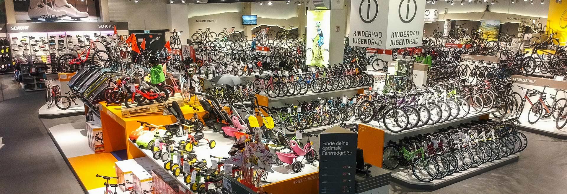 Verkauf Jugendräder Fahrrad Denfeld