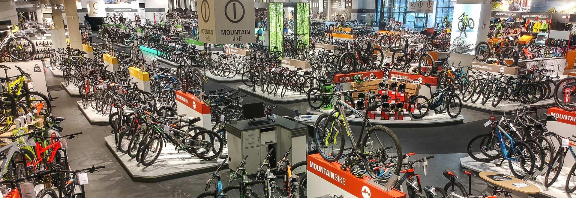 Verkauf Sportfahrräder Fahrrad Denfeld