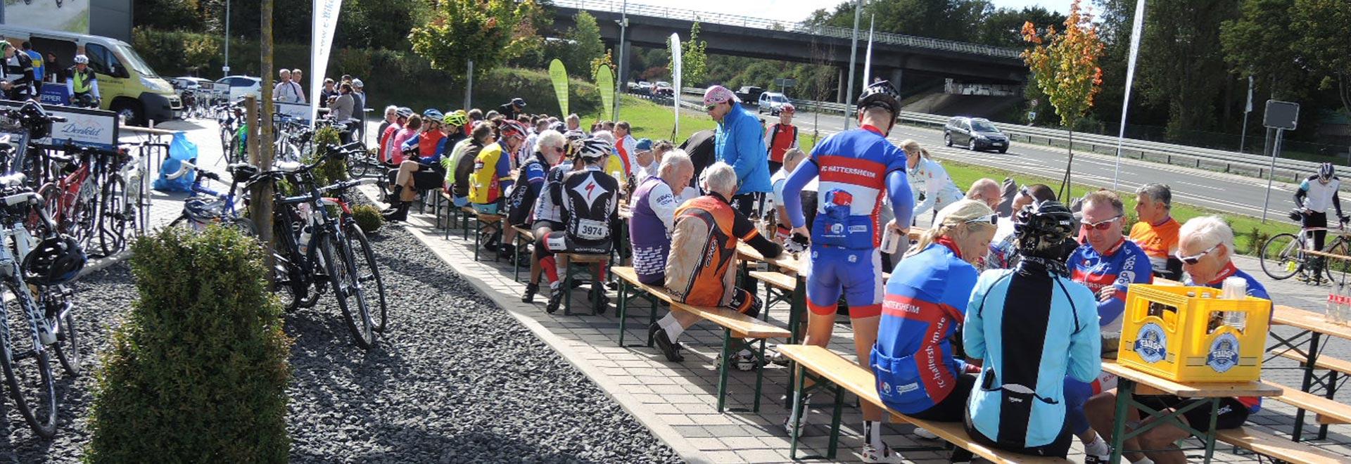 RTF Fahrrad DENFELD Bad Homburg RFC Oberstedten