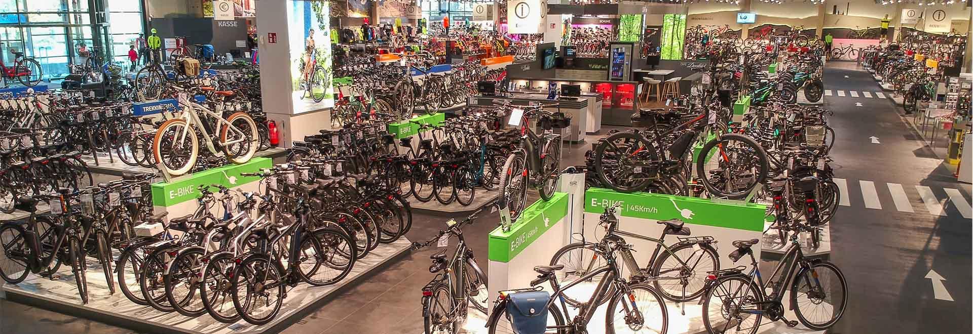 Verkauf E-Bikes Fahrrad Denfeld