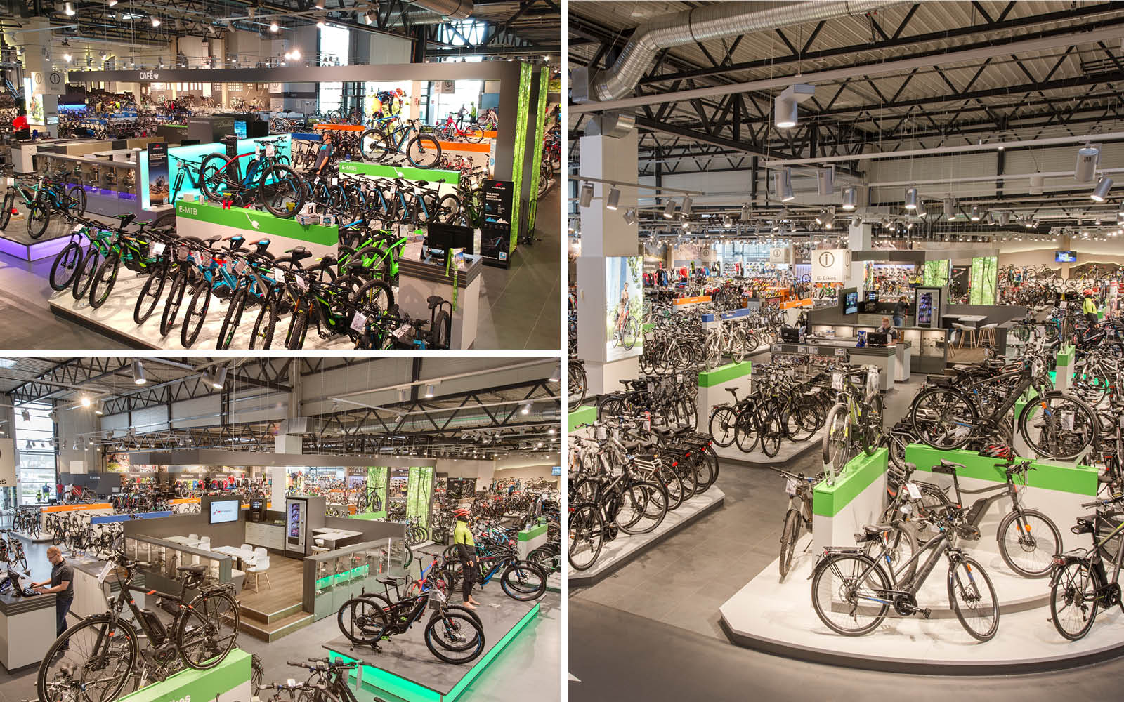 Hessens größte E-Bike Auswahl