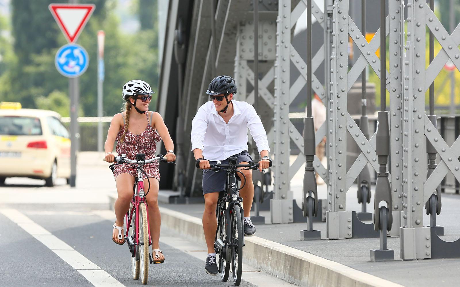 City E-Bike Mobilitäts
