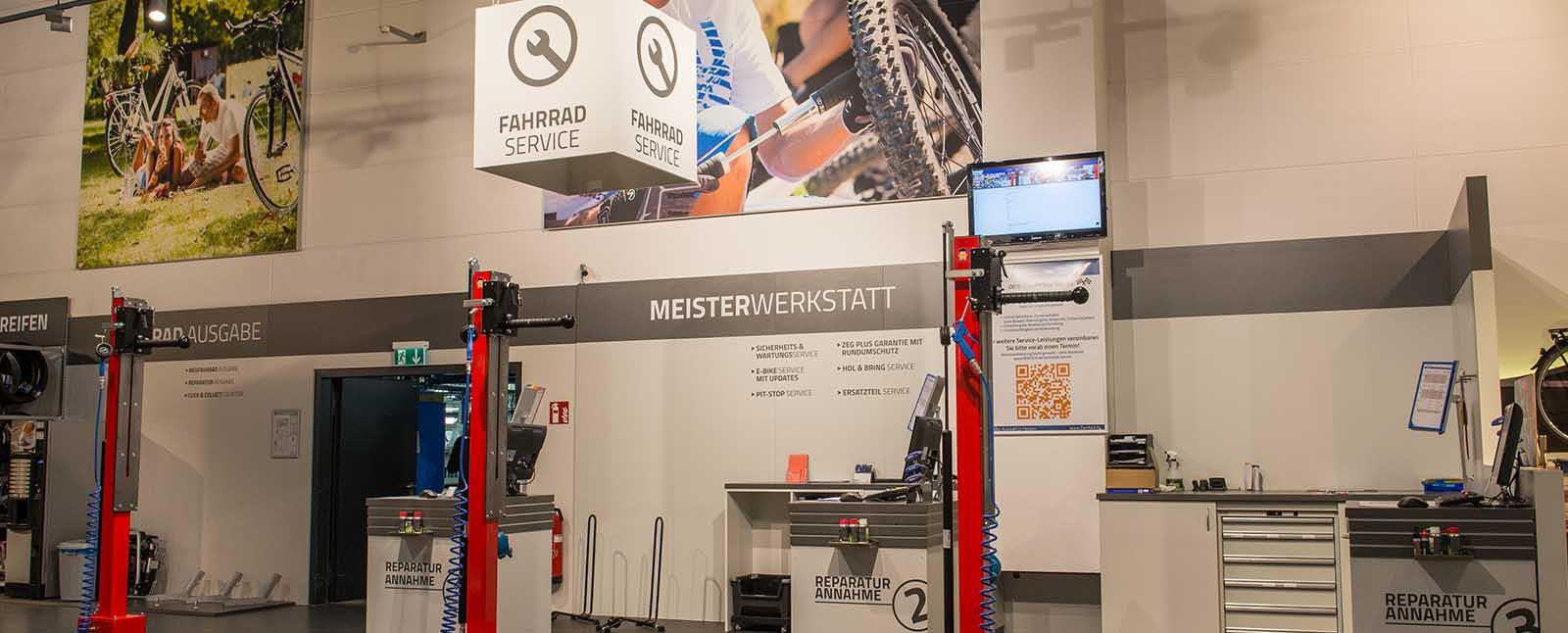 Fahrrad Denfeld Radsport GmbH Dialogannahme