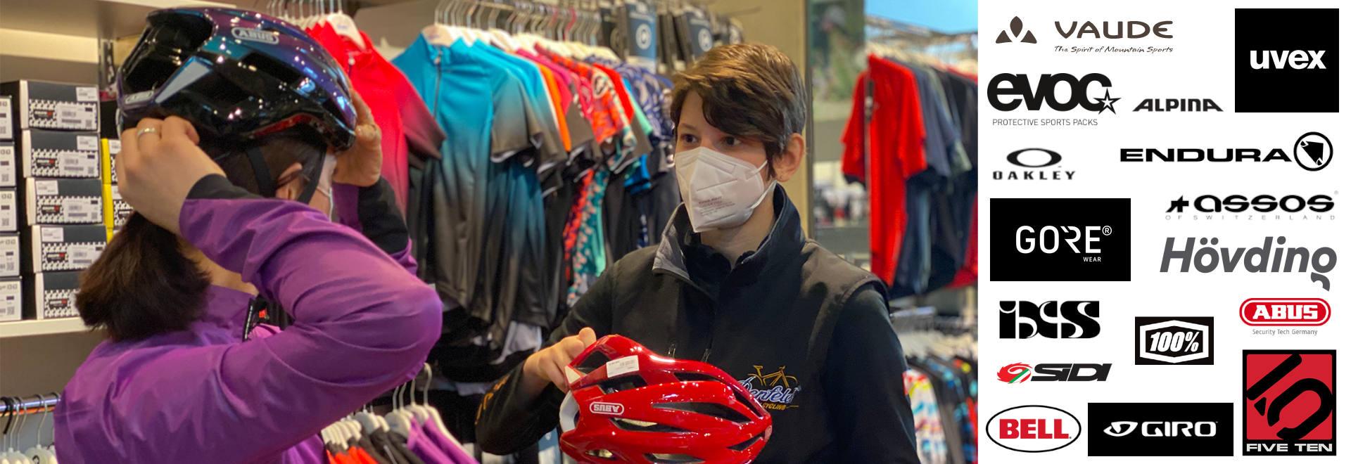 Fahrradbekleidung: Top Markenauswahl bei Denfeld