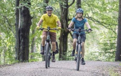 Gemütliche Touren gemeinsam mit einem E-Crossbike