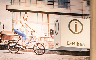 Alles über E-Bikes
